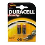 Duracell 12v Security Cell (2 Pack)