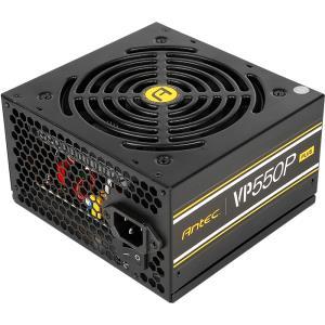 Vp550p Plus Power Supply Unit 550 W 20+4 Pin ATX ATX Black