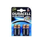 Duracell Ultra Power Aa 4 Pack
