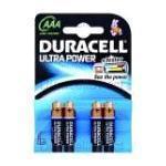 Duracell Ultra Power AAA Batteries 4-pk