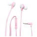 HP In-Ear Stereo Headset H2300 Pink