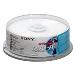 DVD-r Media 4.7GB 25pk Spindle Itc